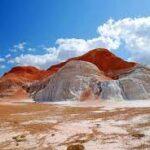 Долина Киин-Кериш в Казахстане