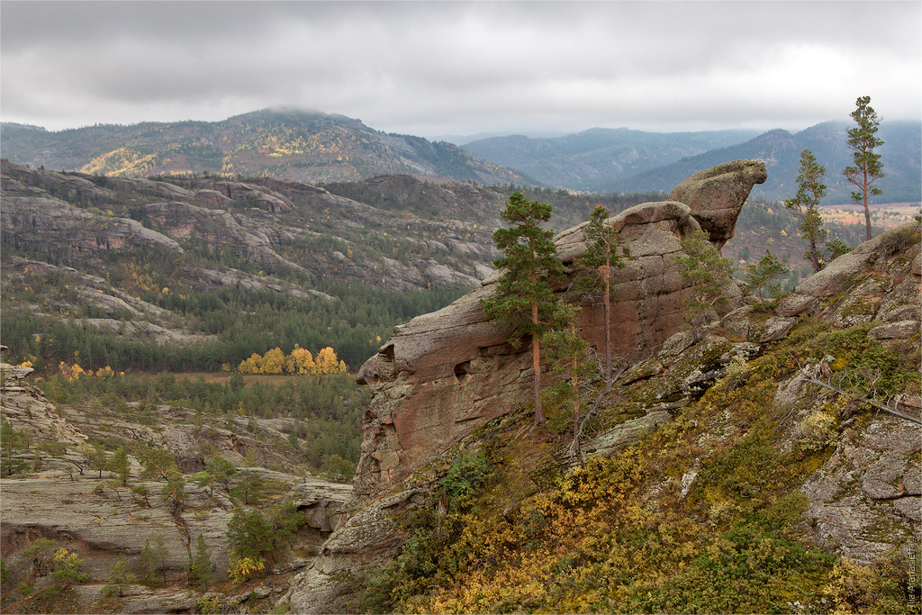 Photosafary to Kent mountains, September, 2012