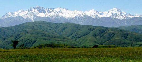 горы Казахстана