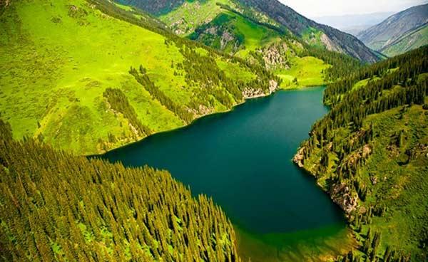 фото казахстана красивые места