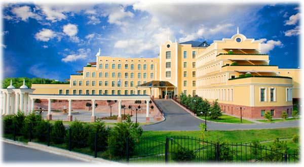 курорты Казахстана