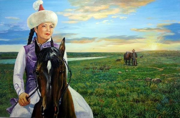 художники Казахстана