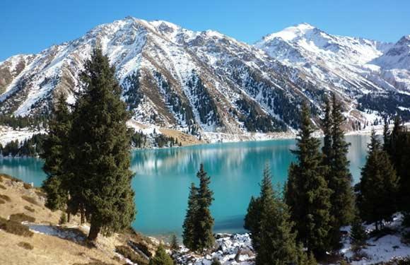 красивые места Казахстана