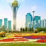 Самые большие города Казахстана!