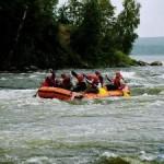 Развлечение на реке Бухтарма
