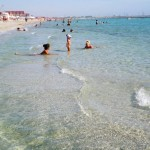 Городские пляжи Актау