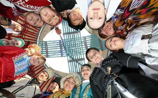 национальности Казахстана