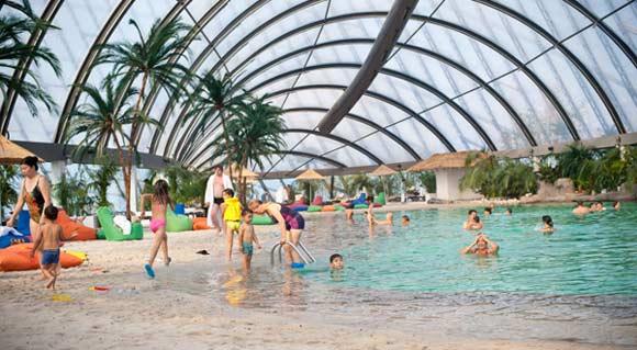 аквапарки Астаны