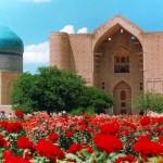 Путешествие по южному Казахстану