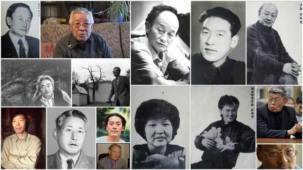 писатели Казахстана