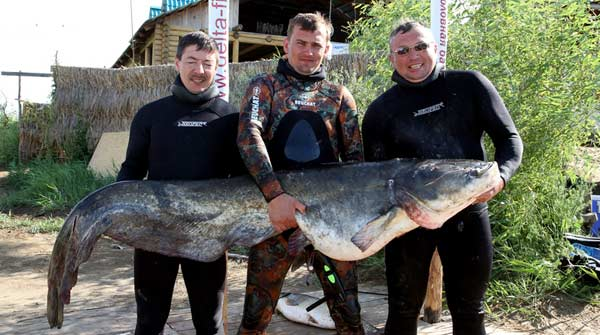 рыба Казахстана