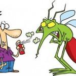 Как забыть о комарах во время отдыха?
