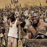 Священный ритуал племени догонов