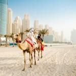 Погода и пляжный отдых в ОАЭ