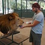 Удивительный зоопарк в Буэнос Айрэс