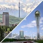 Популярные города Казахстана среди туристов!