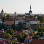 Главные смотровые площадки Таллина