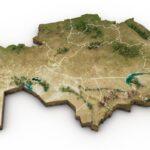 География Казахстана