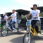 Велорикши в Алматы