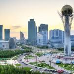 Астана столица Казахстана