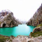 Озера Киргизии