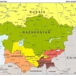 Государства Средней Азии